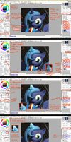 Tutorial: Magic effect on Gmod picture by Chiramii-chan