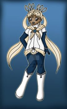 Sailor Coma Berenices (CoTM) by Animecolourful