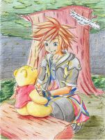 KH2: You Know Where To Find Me by YunaSakura