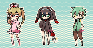Flavoured Adopts Offer [CLOSED] by Miehana