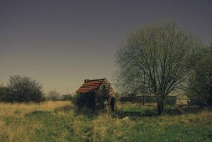 Country landscape by the-amen-corner