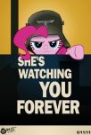 She's Watching You, Forever by wolfjedisamuel