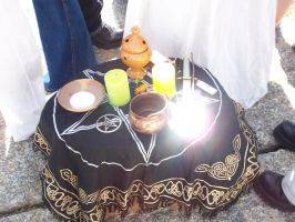 Wiccan wedding by Ook4m1
