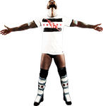 CM Punk Rendermanipulation by SoulRiderGFX
