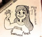 Look-a-Mabel by Ailda