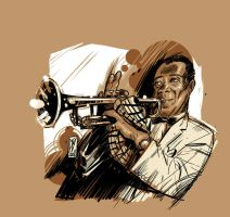 SATCHMO Colore by GigiCave