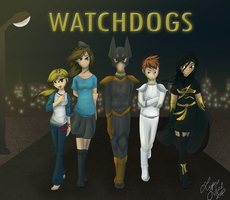 Watchdogs by LupusSilvae