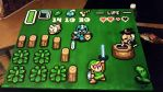 Zelda Link to the Past SNES by ParkerPixy84