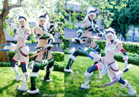 Kirin Girls by nihilistique