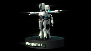 Robbie turntable by betasector