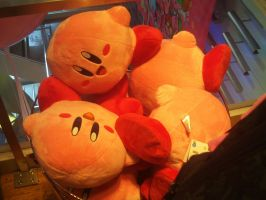 Kirby 20th at Nintendo World 13 by MarioSimpson1