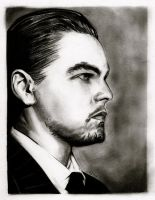 Leonardo Dicaprio by Frenchtouch29