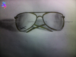 3D Glasses by SelimDesigns