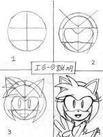 Amy tutorial by SMSSkullLeader