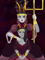:RD: The Empress and Her Descendant by MetalheadJack