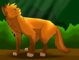 Fireheart by BosleyBoz