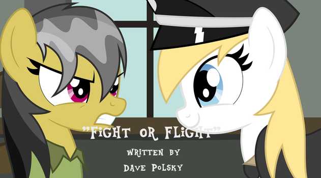 Fight Or Flight by RainbowSurvivor