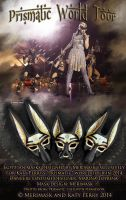Merimask designs for Katy Perry by merimask