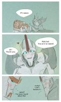 TFP 28 good boy starscream, ratchet by auguastee23