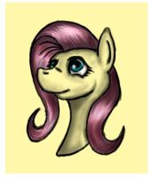 Fluttershy by AFL316