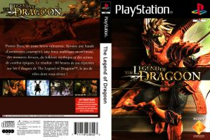 Cover : The Legend of Dragoon by Lostmindy