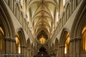 Wells Cathedral by GMCPhotographics