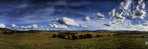 Over The Hills.. by EnGeeBee