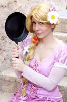 Rapunzel Cosplay by Phadme