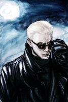 Albert Wesker by Sass-Haunted