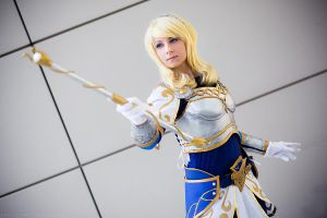League of Legends - Lux by stillreflection