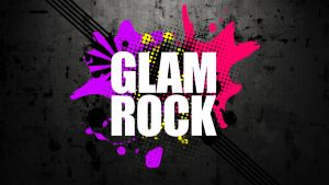 Glam Rock Wallpaper by Phileas100