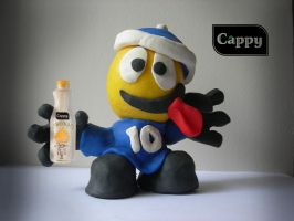 cappy mascot1 by dincherx