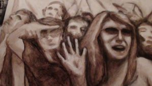 Crowd III detail 5 by in2ni