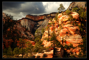 The Many Layers of Zion by narmansk8