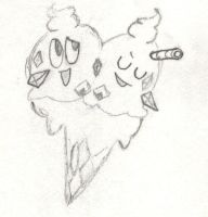 Vanilluxe doodle by sweetinsanity364