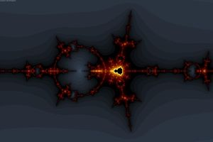 Mandelbrots and Rings by element90
