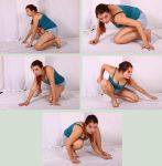 Crouching References 1 by Tasastock