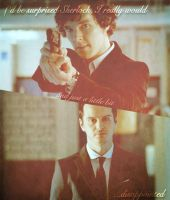 PE: Ordinary, Sherlock by eggshellbrownies