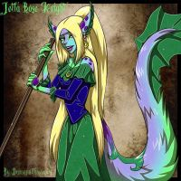 Jetta Rose Knight by DancesWithMeepits