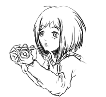 Mamimi doodle by Pinkshisno