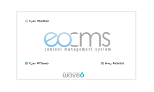 EO CMS Logo by wave6