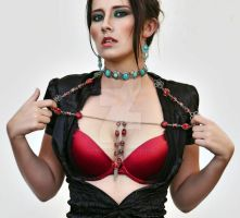 RED BRA by africanimages