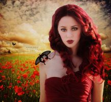 Red by Jeni-Sue