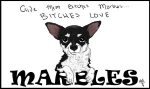 Mr. Marbles by Aiaki