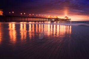 Huntington Pier by lonewolf565