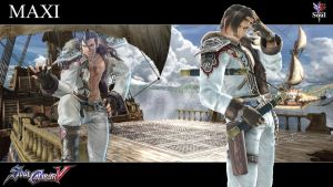 Soulcalibur V Maxi Wallpaper by TGrrr89