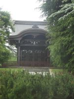 Japanese Gate by YesIamEccentric