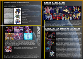 BRAVE SAGA ENCYCLOPEDIA_28 Baan Gaan by techan