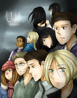 Until Dawn by Reikiwie