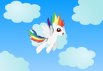 Rainbow Dash Just Became 20% More Cooler by Discourt